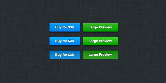 Awesome Buttons (with CSS3)