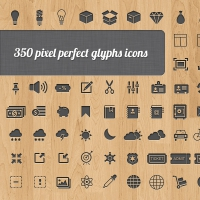 350 Free Vector Web Icons