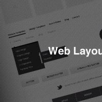 Web Layout Ui PSD Kit