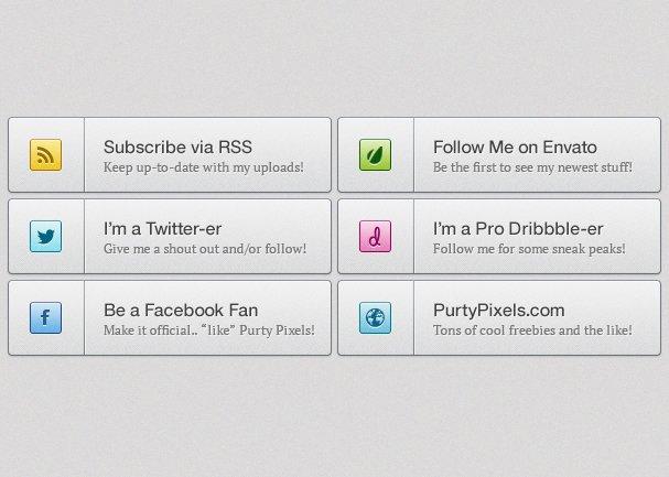 Author Buttons V2