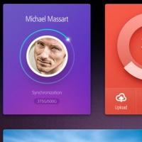 Metro Сolorful Web Ui Elements Kit