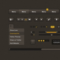 Butterscotch UI Kit