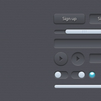 Grey UI Kit