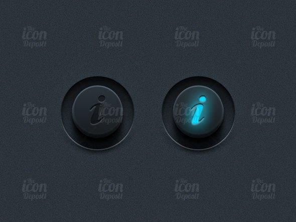 Vector Info Buttons