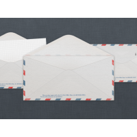 Vintage U.S. Air Mail envelope