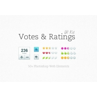 Votes & Ratings UI Kit