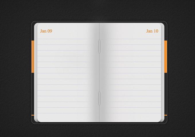 Diary PSD