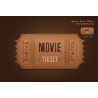 Ticket Icon (PSD)