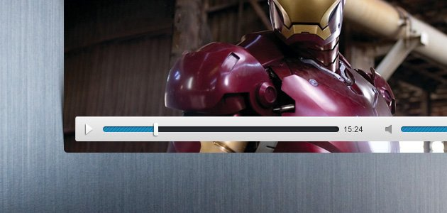 Free Video Player Interface