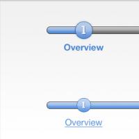 Application Wizard Progress Bar