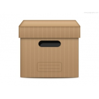 Files Archive Box (PSD)