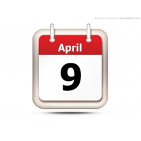 PSD Calendar Template