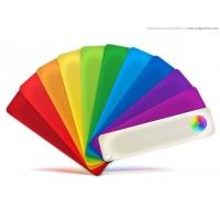 Color Palette Icon (PSD)