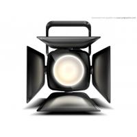 Stage Spotlight Icon (PSD)