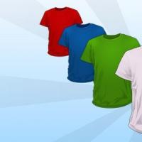 PSD Tee Shirt Mockup Templates