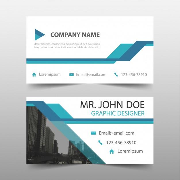 Blue Corporate Card