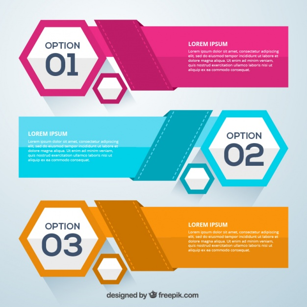 Infographic Options Elements