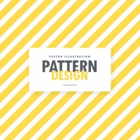 Yellow And White Stripes Background