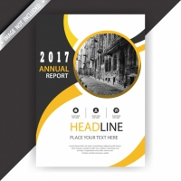 Elegant Business Brochure