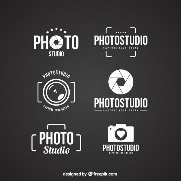 Logos Of Photo Studio