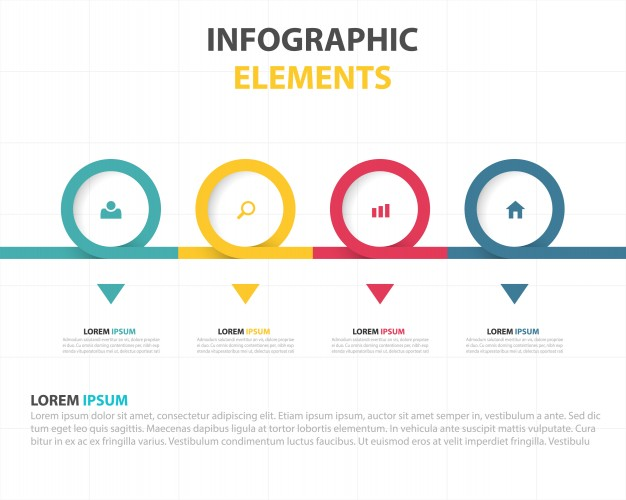 Linear Infographics