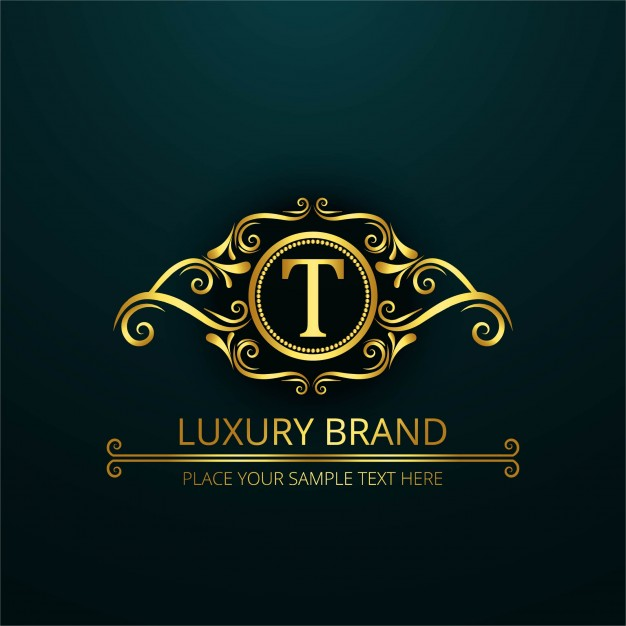 Luxury Letter T Logo