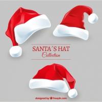 Santa Claus HatsPack