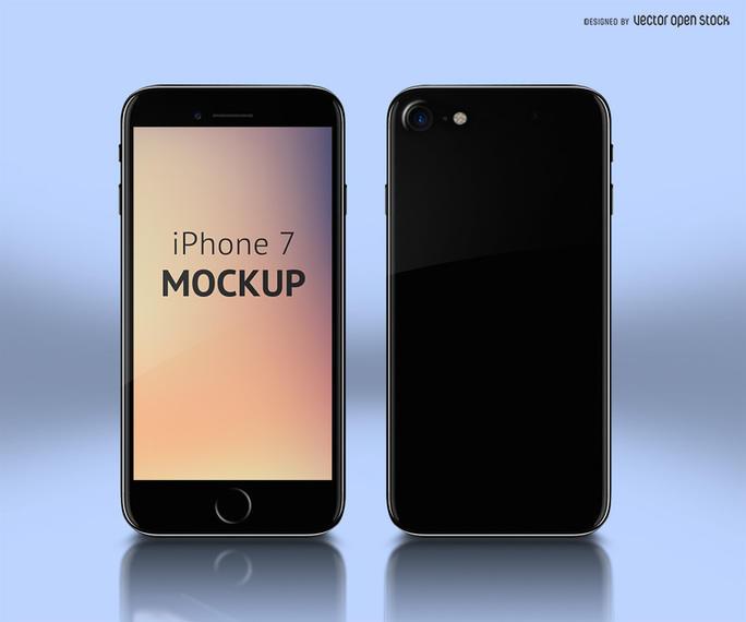 Iphone 7 Mockup Template