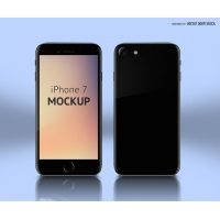 Iphone 7 Mockup Template