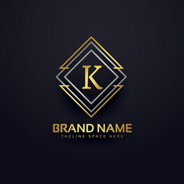 Luxury Logo For Letter