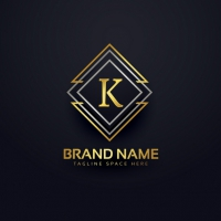 Luxury Logo For Letter