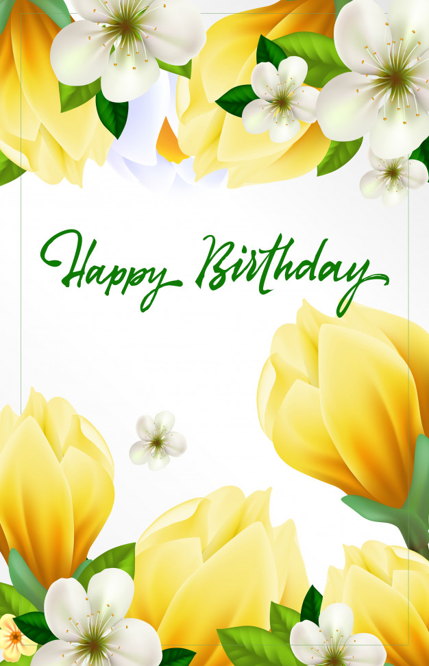 Birthday Wish Greeting Card