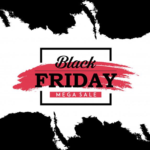 Vector Black Friday Backgrounds