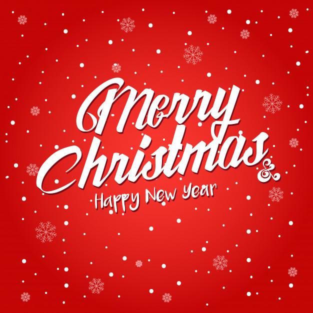 Happy New Year Card Illustration