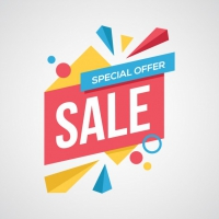 Fantastic Full Color Sale Design