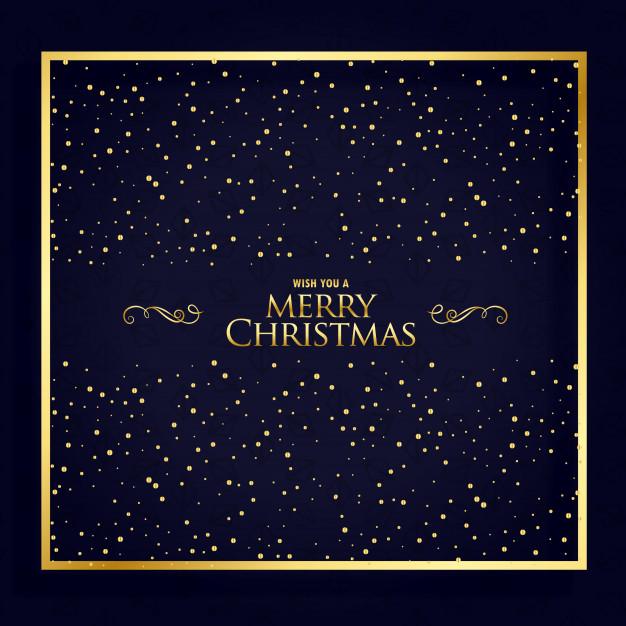 Glitter Background For Christmas Festival Design