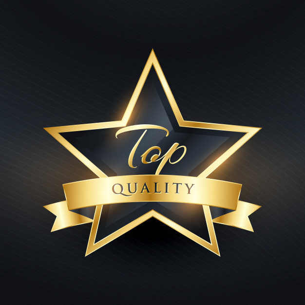 Top Quality Luxury Label Design
