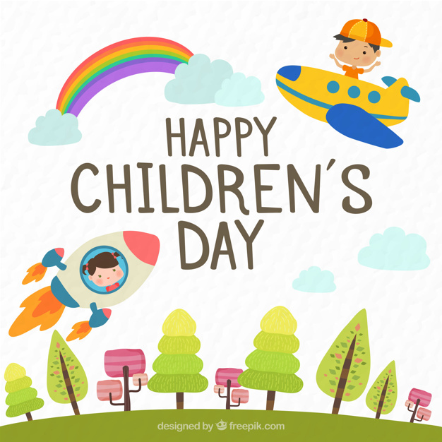 Childrens Day Design