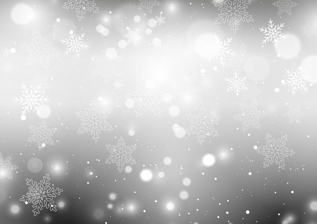 SilverSnowflakes Background