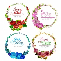 Wedding Floral Wreath