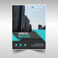 Commercial Annual Report Template