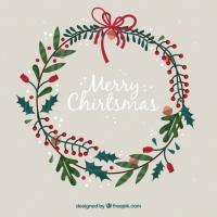 Hand Drawn Christmas Decorative