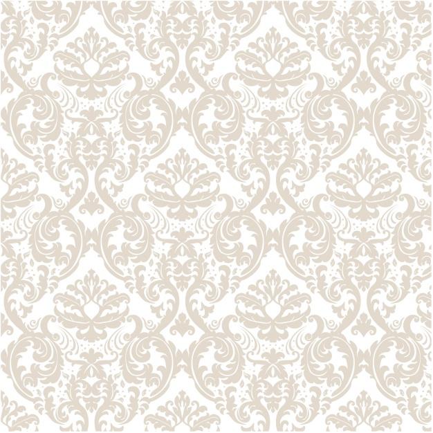Golden Ornamental Pattern Background