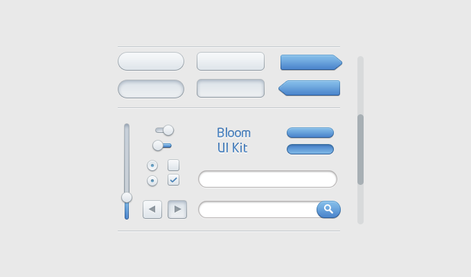 Bloom UI Kit
