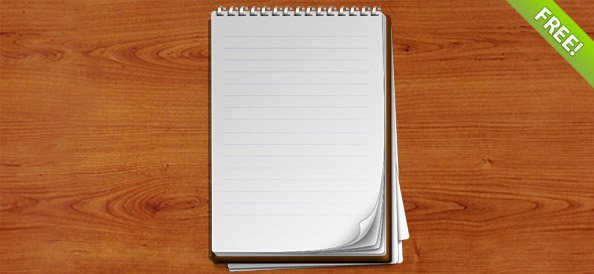 Layered Spiral Bound Notebook
