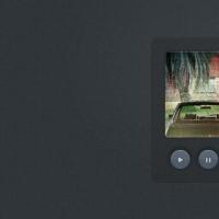 Buy Album/MP3 Player Widget