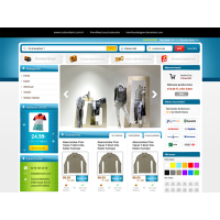 Free E-Commerce Web Site