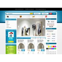 Free E-Commerce Web Site