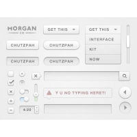 Chutzpah User Interface Kit