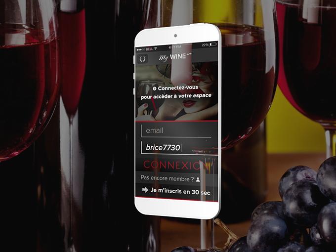 My Wine App